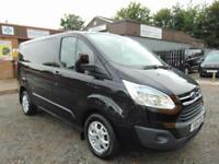 Ford Transit Custom 2.2TDCi ( 125PS ) 290 L1H1 Limited 2014 ( 14 Reg )