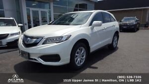 2017 Acura RDX Tech Tech AWD - Navigation!!