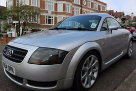 Audi TT Beautiful Car Well looked after.
