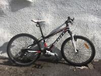 Scott Scale 24 Mountain Bike junior 8-11 years ONO