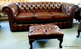 Chesterfield Sofa-THE BEST-IN STOCK TODAY