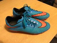Nike Hyper Venom Firm Ground (Moldies) 10.5 UK Mens Football Boots