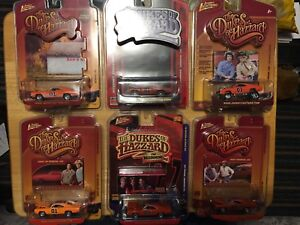 1:64 Dukes of Hazzard Johnny Lightnings
