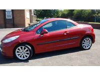 Peugeot 207 CC 1.6 THP (High Pressure Turbo) GT 2dr