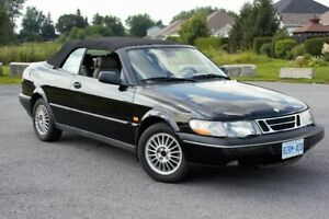 Vintage 1995 Saab 900 Convertible for sale