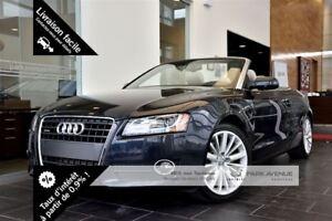 2012 Audi A5 2.0T Premium Plus***NOUVEL ARRIVAGE***UN PROPRIO