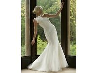 Beautiful Wedding Dress For Sale (Free Postage)
