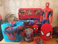 Spiderman room bundle