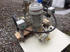 Hinge boring machine for workshop