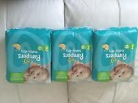 Pampers baby dry nappy-size 2