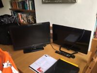 2 flat screen TVs free if you can collect - but see details
