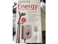 Aqualisa Energy 9.5kW Electric Shower