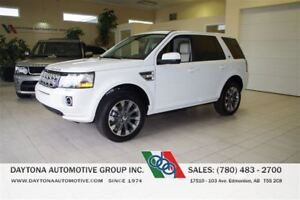 2014 Land Rover LR2 HSE LUXURY PACKAGE 38,000KMS!