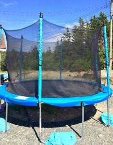 Jumptek trampoline for sale, 12 ft