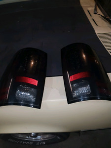 dodge ram reacon led tail lights