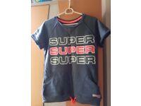 Woman T shirt Super Dry size M