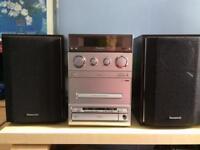 Panasonic cd system SA PM15