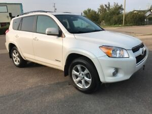 2009 Toyota RAV4 Limited Inspected Sale Priced at $12650