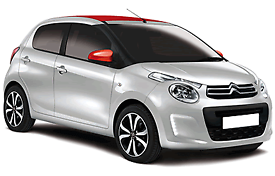 CITROEN C1 1.0 VTi Feel (grey) 2015
