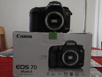 Canon EOS 7d mk11 plus accessories