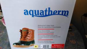 Aquatherm Rain Boots