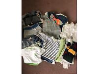 6-9month boy clothes bundle