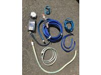 OAWG WIRING KIT 100 A FUZES FOR MONO BLOCK