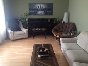 Entire 3 Bedroom House For $1500- Avail. Sept 1st