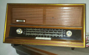 1950's Antique German Made Radio -BUY NOW FOR $500