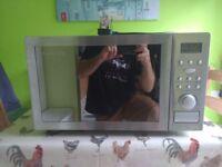Russel Hobbs combi microwave oven