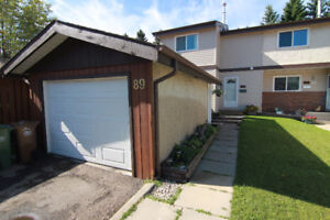 RENOVATED & Move in Ready 2 Storey Townhouse in Forest Lawn!