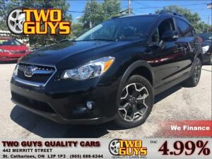 2014 Subaru XV Crosstrek Limited Package LEATHER NAVIGATION MOON