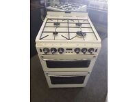Stoves Newhome gas cooker (55cm) Double oven