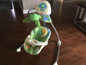 BABY SWING ** NEW LOW PRICE ** AMAZING DEAL !!