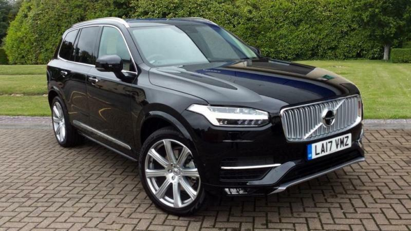 2017 Volvo Xc90 2 0 T6 Inscription Pro 5dr Awd Automatic Petrol Estate