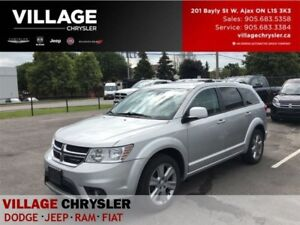 2011 Dodge Journey Crew|7SEATERS|BLUETOOTH|REAR AIR CLIMATE