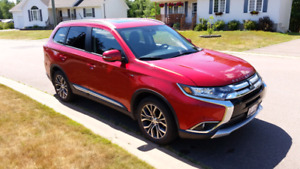 MITSUBISHI OUTLANDER SE 2016 w/ Touring Package incl. CARPROOF