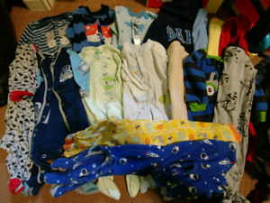 6-9 months boys clothing lot