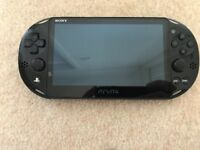 PS Vita Combo with NFS Most Wanted
