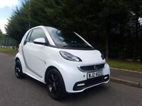 JULY 2014 Smart FORTWO COUPE GRANDSTYLE EDITION AUTOMATIC 1OWNER LOW MILEAGE AS NEW ONLY 12,000MILES