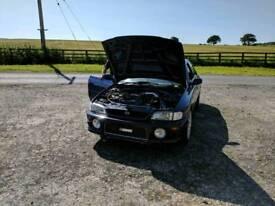 Subaru Impreza Turbo full cage modified