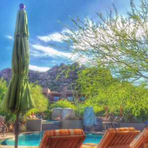 Scottsdale Vacation Rental at 5 Star Four Seasons Resort