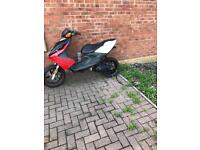Yamaha aerox 2006 spares or repairs