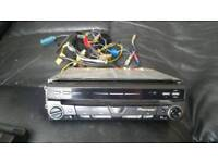 pioneer in car dvd player stereo