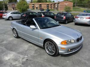 2001 BMW 3 Series 330Ci Convertible
