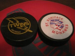 Twin's puck etc.