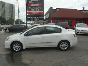2012 Nissan Sentra 1.8S REMOTE STARTER INCLUDED