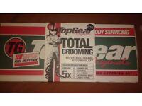 Top Gear Total Super Multigrade Grooming Set.