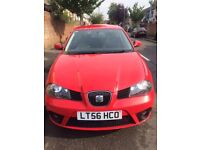 Seat Ibiza Dab Special Edition, 2007 Model, 1.4 Petrol, 3 Door, 80K Mileage Only, East London
