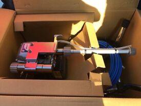 Q TECH Q-P025 220v airless pump